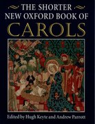 Cover for The Shorter New Oxford Book of Carols