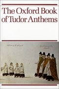 Cover for The Oxford Book of Tudor Anthems