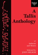 Cover for A Tallis Anthology