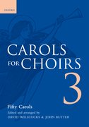 Cover for Carols for Choirs 3