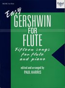Cover for Easy Gershwin for Flute
