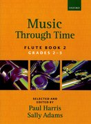 Cover for Music through Time Flute Book 2