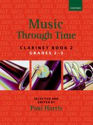 Cover for Music through Time Clarinet Book 2