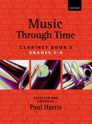 Cover for Music through Time Clarinet Book 3