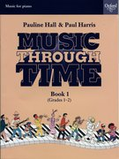 Cover for Music through Time Piano Book 1