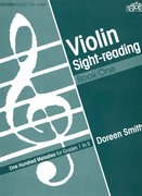 Cover for Violin Sight-reading Book 1
