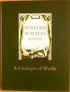 Cover for William Walton: A Catalogue