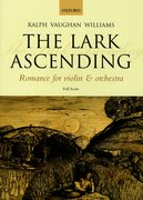 Cover for The Lark Ascending