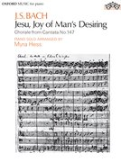 Cover for Jesu, Joy of Man