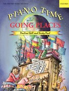 Cover for Piano Time Going Places