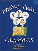 Cover for Piano Time Classics