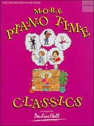 Cover for More Piano Time Classics