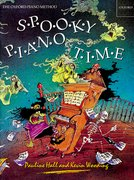 Cover for Spooky Piano Time