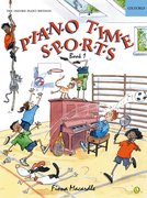 Cover for Piano Time Sports Book 1