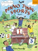 Cover for Piano Time Sports Book 2