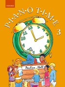 Cover for Piano Time 3