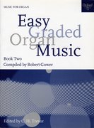 Cover for Easy Graded Organ Music Book 2