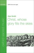 Cover for Christ, whose glory fills the skies