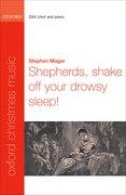Cover for Shepherds, shake off your drowsy sleep!