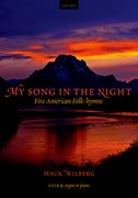 Cover for My Song in the Night (Anthology)