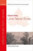 Cover for Love Never Ends