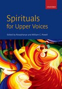 Cover for Spirituals for Upper Voices