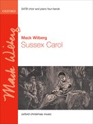 Cover for Sussex Carol
