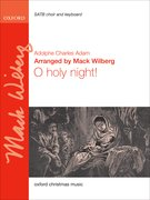 Cover for O holy night!