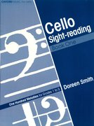 Cover for Cello Sight-reading Book 1