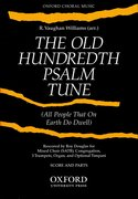Cover for The Old Hundredth Psalm Tune