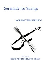 Cover for Serenade for Strings