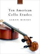 Cover for Ten American Cello Études