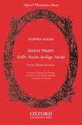 Cover for Silent night (Stille Nacht, heilige Nacht)