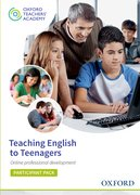 Cover for Teaching English to Teenagers Participant Code Card
