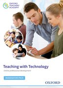 Cover for Teaching with Technology Moderator Code Card