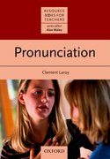 Cover for Pronunciation