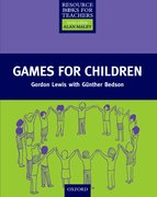 Cover for Games for Children