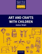 Cover for Art and Crafts with Children