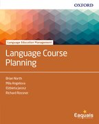 Cover for Language Course Planning
