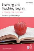 Cover for Learning and Teaching English: A Course for Teachers