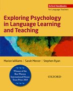 Cover for Exploring Psychology in Language Learning and Teaching