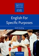 Cover for English for Specific Purposes