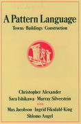 Cover for A Pattern Language