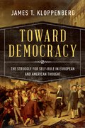 Cover for Toward Democracy - 9780195054613