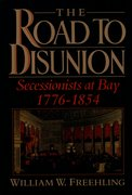 Cover for The Road to Disunion, Volume I