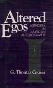 Cover for Altered Egos