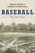 Cover for Baseball: The Early Years