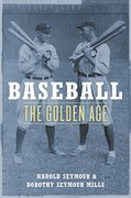 Cover for Baseball: The Golden Age