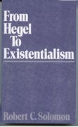 Cover for From Hegel to Existentialism