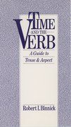 Cover for Time and the Verb